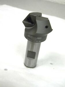 Spi Chamfering Facing Cutter Milling Tool 1 61 60 3 4 Shank Fw 25rtes 16