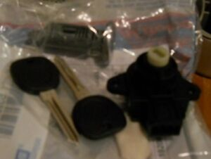 Nos Gm Ignition Switch Kit With Keys