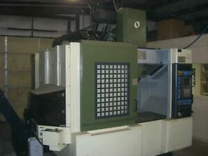 1998 Makino V55 Vertical Machining Center 1935