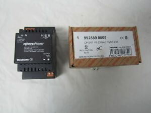 Weidmuller 992889 0005 Switchmode Power Supply