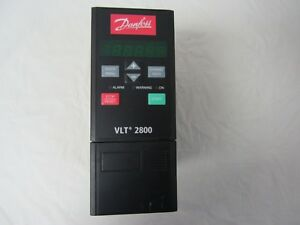 Danfoss 195n1025 Vlt 2800 Variable Frequency Ac Drive