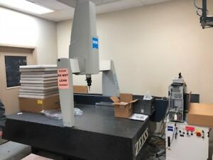 Zeiss Model Eclipse 4084 2024 Cmm Coordinate Measuring Machine
