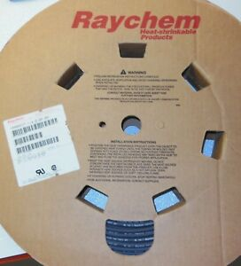 Raychem Versafit 1 4 0 sp Heat Shrink Tubing 7 Rolls In One Box