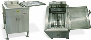Belshaw Donut Fryer 618 Electric 1ph Or 3ph 618l