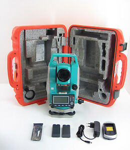 Sokkia Set610 6 Total Station For Surveying 1 Month Warranty