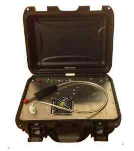 High Resolution 785nm Raman Spectrometer probe And Spectrometer Only