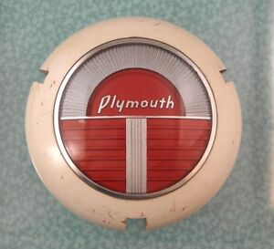 1941 Plymouth Horn Button Lot W940
