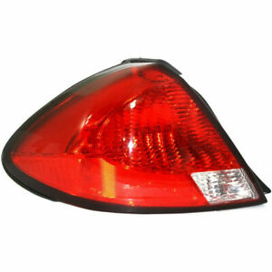 New Tail Light Lens And Housing Driver Side Fits 2003 Ford Taurus Fo2800193
