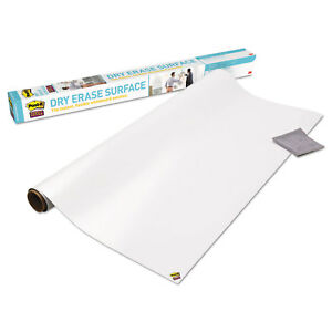Post it Film Dry Erase Surface 8 Ft X 4 Ft Whiteboard Table wall def8x4