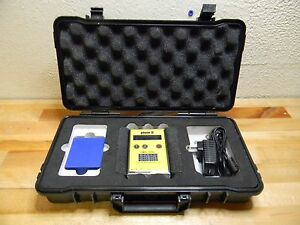 Phase Ii Electronic Surface Roughness Tester Kit Lcd Display Srg 2000