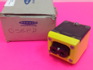 Banner Osbfp Fiber Optic Sensor New
