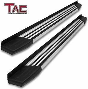 Tac 2011 2017 Dodge Durango excl r t Model Aluminum Running Boards Side Bars