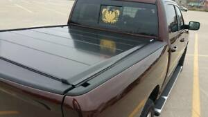 Peragon Retractable Aluminum Hard Truck Bed Tonneau Cover Dodge Ram 09 18 65 5