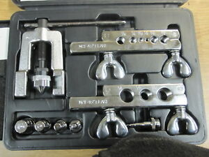 Mastercool Flaring And Swaging Pipe Tool Set 70053 parker Rolo flair Tool cutt