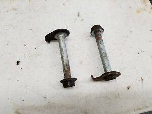Jeep Tj Wrangler Upper Front Control Arm To Axle Mounting Bolts 97 06