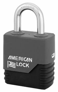 American Lock Keyed Padlock Different 1 3 4 w A20cov