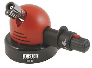 Master Appliance Table top Microtorch Approx Flame Temp 2500 F Mt 30