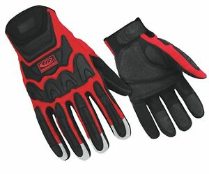 Ringers Gloves Rescue Gloves Cut Resistant M Red Pr 345 09
