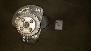 Cummins 5 9l 6bt Cummins Crankshaft 5130 Case Ih Number 3905613
