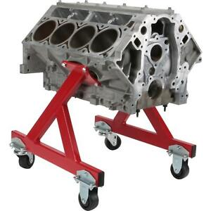 Speedway Motors Chevy Ls1 Ls2 Ls3 Ls6 Ls9 Lsx Rolling Engine Storage Stand