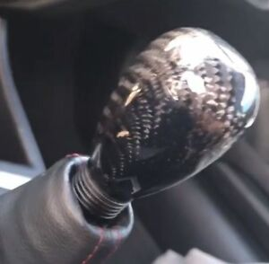 9th Gen Civic Si Real Carbon Fiber Shift Knob Manual Weighted Type R Fg4 Fb6