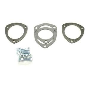 Patriot Exhaust H7260 3 Bolt Collector Flange Kits 3 Inch