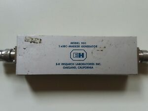 E t Research Labs Model 901 1nsec marker Generator