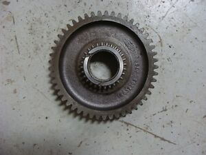 2000 3000 3610 4000 5000 5610 6610 6710 7000 Ford Tractor Output Gear Assembly