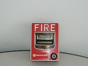 Notifier Nbg 12lx Intelligent Addressable Fire Alarm Pull Station 50 Available