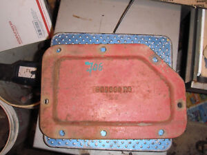 Ih Farmall Transmission Side Cover 856 706 806 756 826 06 56 66 86 26 Lot 1819