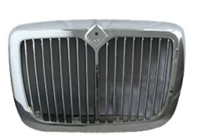 Grille Chrome International Prostar With Bug Screen