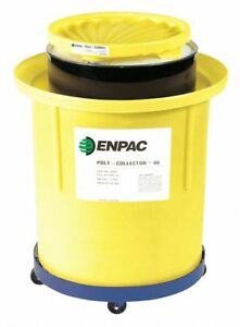 Enpac 8002ye Spill Collection System Yellow 600 Lb