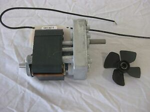 Reznor Waste Oil Furnace Part Ra 235 Gear Motor Part 112707