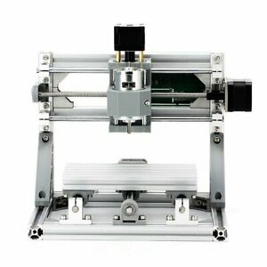 3 Axis Mini Cnc 1610 Grbl Control Cnc Engraving Machine Pcb Milling Wood Router
