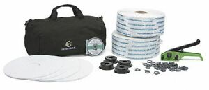 Caristrap 45wgsk Strapping Kit Polyester 3314 Ft L