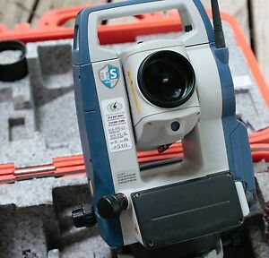 Sokkia Topcon Cx 107 Total Station Used Good Condition