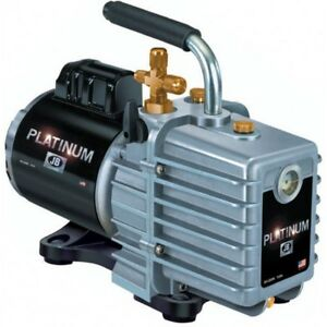 Jb Industries Dv 200n 7 Cfm 2 Stage Platinum Vacuum Pump