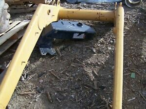 Case 580 Super L Loader Frame Arms 141324a1