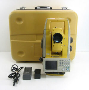 Topcon Qs3m Series Total Station For Surveying 1 Month Warranty