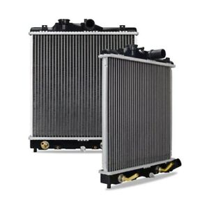 Mishimoto R1290 At Replacement Radiator For 1992 1998 Honda Civic