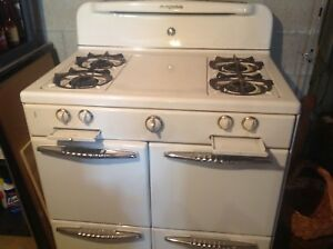 Roper Stove Working Condition White