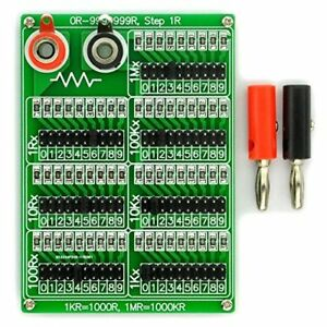 Wingoneer 1 0603 Smd 170 Values Resistor 0 Ohm 10m Ohm And 55 Values 1pf 1uf