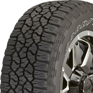 2657516 Lt265 75r16e New Goodyear Wrangler Trailrunner At 112r Owl Qty 1