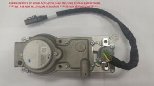 Vgt Turbo Electronic Actuator Cummins Isx Electric Holset 6 7 Repair Service