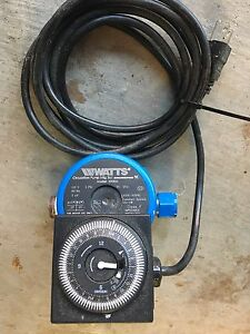 Watts Grundfos 500800 Hot Water Circulation Pump