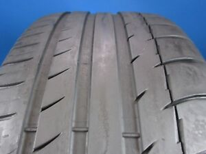 Used Michelin Latitude Sport N0 255 55 18 6 7 32 Tread No Patch 1183d