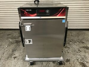 Insulated Heated Holding Cabinet Crescor H137sua6dsds 7640 Commercial Nsf