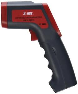 Ir Infrared Thermometer Gun W Laser Guide St 380 Non Contact Temperature