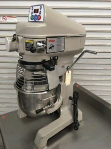 10 Qt Mixer Bowl Guard Attachment Globe Sp 10 7520 Commercial Mix Machine Nsf