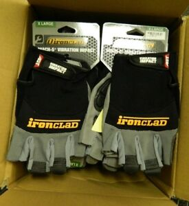 Ironclad Mach 5 Work Gloves 12 Pair Size Lg Mf i2 05 xl